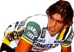 Милан - Сан-Ремо (Milano-San-Remo)-1981 Альфонс Де Вольфа (Alfons De Wolf)