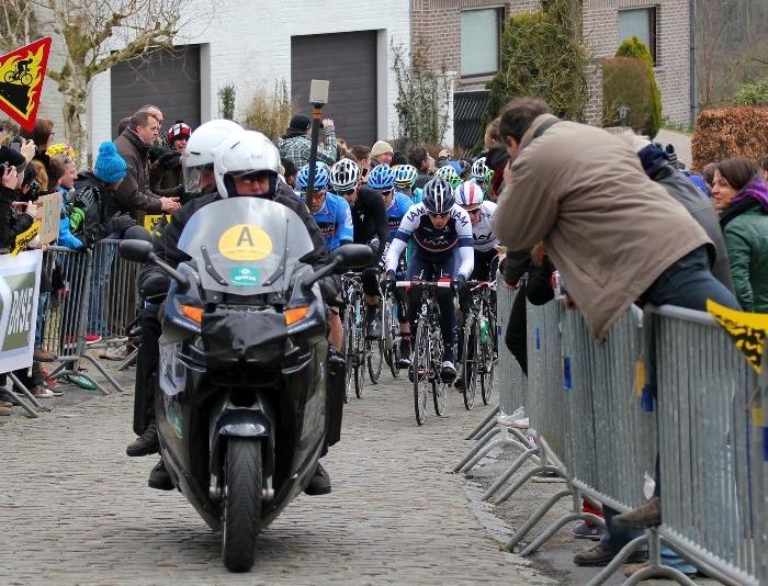 Один день на Туре Фландрии