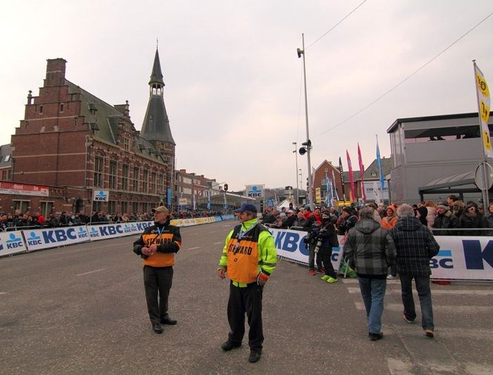 Один день на спринтерской классике Scheldeprijs