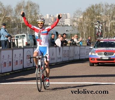 Победа Александра Рыбакова