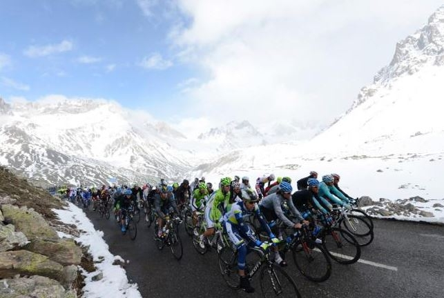 Джиро-2013, 15 этап, Photo (c) Sirotti