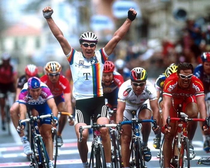Страницы истории велоспорта: Милан - Сан-Ремо - 2001
