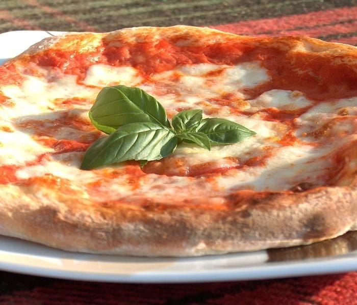 Велокухня: Джиро д'Италия-2013 - Пицца «Маргарита»