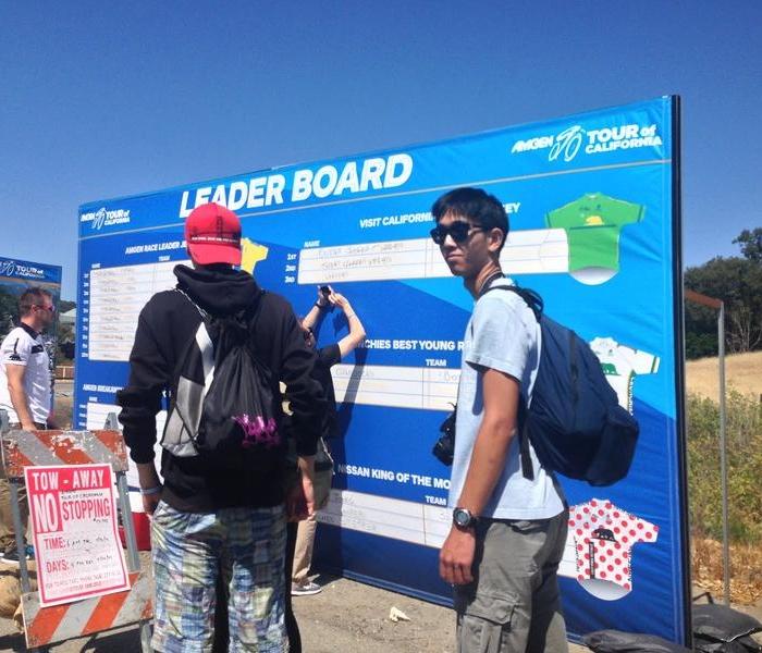 Любительский отчет о Tour of California 2013, Stage 6