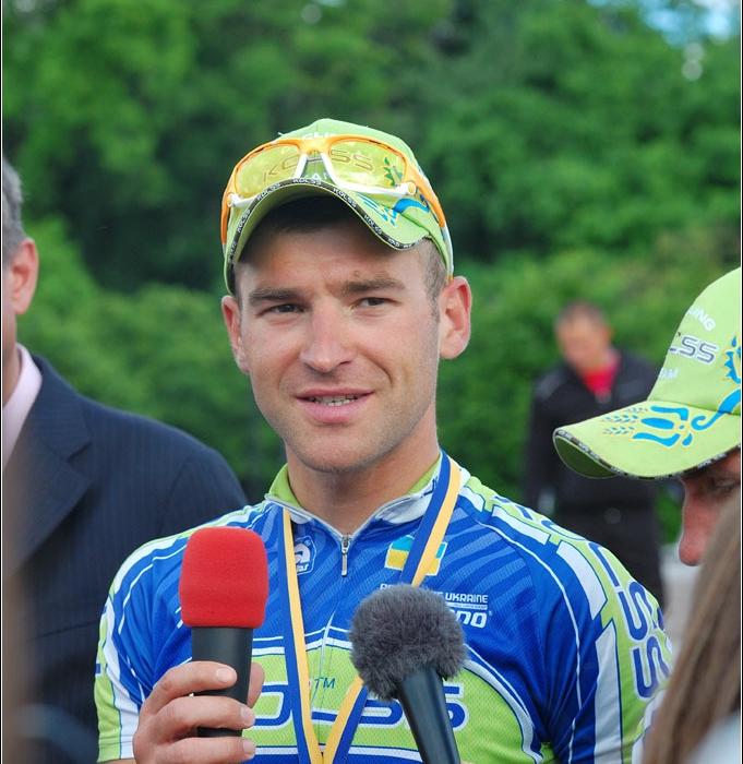 Интервью с призерами гонки Race Horizon Park-1 2013