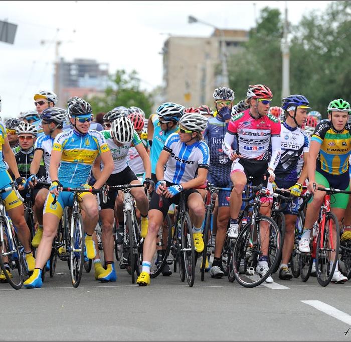 Race Horizon Park 2014 будет состоять уже из трех категорийных гонок - А. Башенко