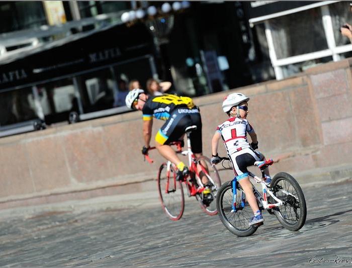 """Race Horizon Park 2013: Парад велолюбителей """"Велодень"""""""