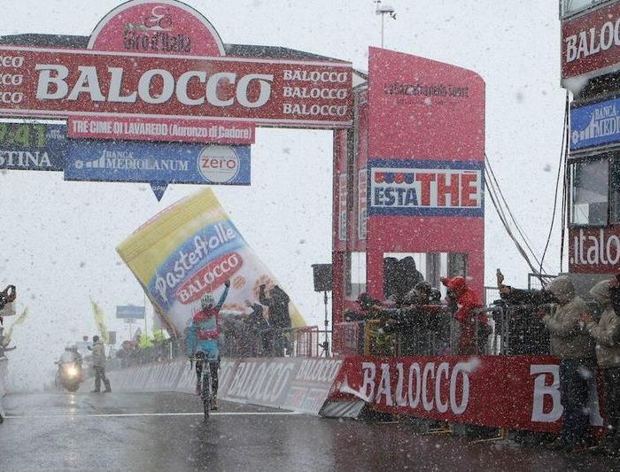 Джиро д'Италия-2013. Итоги 20-го этапа
