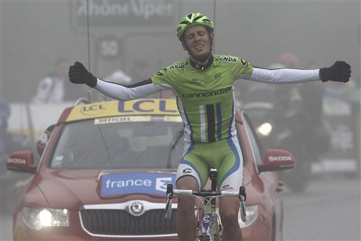 Алессандро Де Марки, AP Photo/Laurent Cipriani