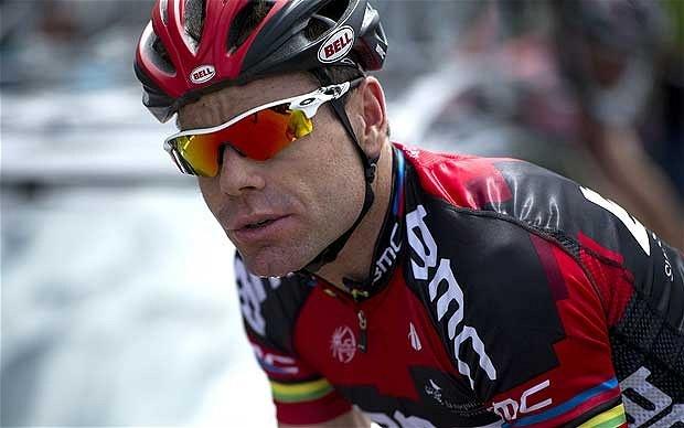 (Cadel Evans - BMC Racing Team)