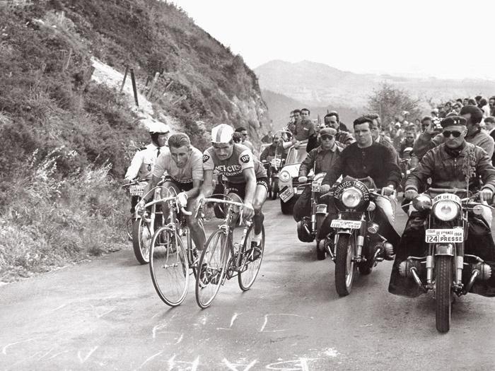 Тур де Франс: 100 велогонщиков за 100 Туров, часть 1