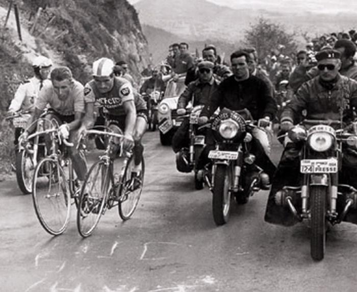 Тур де Франс: 100 велогонщиков за 100 Туров, часть 4