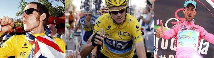 Фрум и Уиггинс против Нибали на Тур де Франс-2014