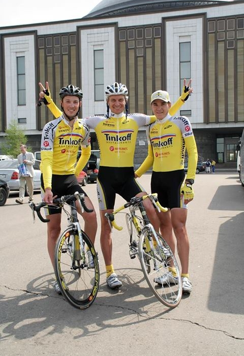 Tinkoff Credit Systems 2014