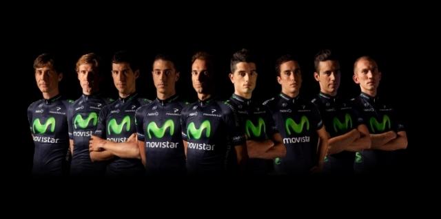 Команда Movistar