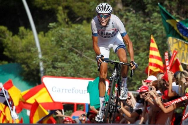 Страницы истории: Vuelta a Espana-2013