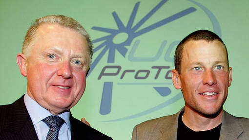 Хайн Вербрюгген, Лэнс Армстронг, photo (c) AP