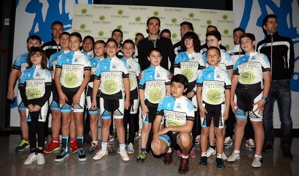 Альберто Контадор, photo @albertocontador