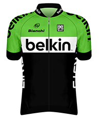 Команды ПроТура 2014: Belkin Pro Cycling Team (BEL) - NED