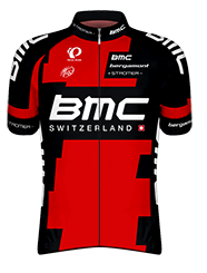 Команды ПроТура 2014: BMC Racing Team (BMC) - USA