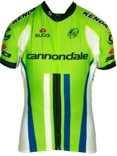 Команды ПроТура 2014: Cannondale (CAN) - ITA