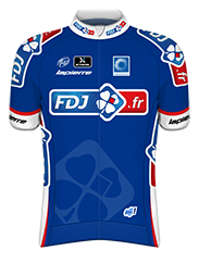 Команды ПроТура 2014: FDJ.fr (FDJ) - FRA