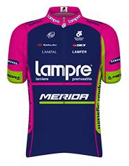 Команды ПроТура 2014: Lampre - Merida (LAM) - ITA