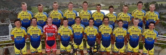 Tinkoff-Saxo, photo (c) Tinkoff-Saxo