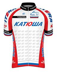 Команды ПроТура 2014: Katusha Team (KAT) - RUS