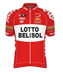 Команды ПроТура 2014: Lotto Belisol Team (LTB) - BEL