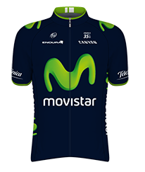Команды ПроТура 2014: Movistar Team (MOV) - ESP
