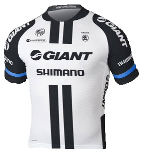 Команды ПроТура 2014: Team Giant - Shimano (GIA) - NED