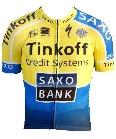 Команды ПроТура 2014: Team Tinkoff-Saxo (TCS) - RUS