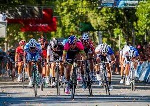 Ниццоло Джакомо - победитель третьего этапа Тура Сан Луиса-2014