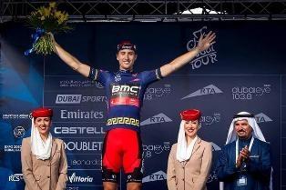 Тэйлор Финни - победитель первого этапа Тур Дубая-2014