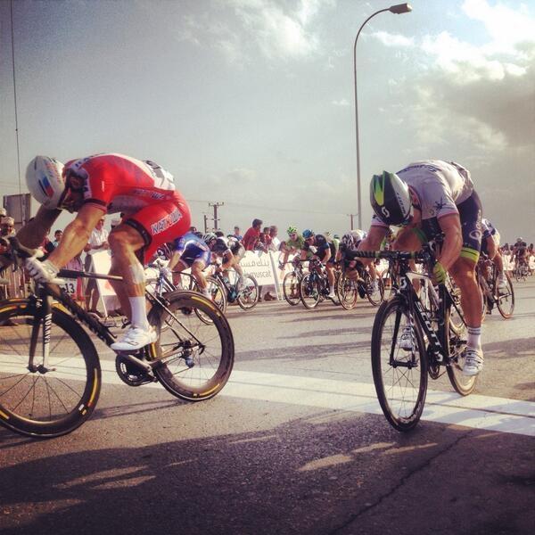 Тур Омана, 2-й этап. Победа Александра Кристоффа