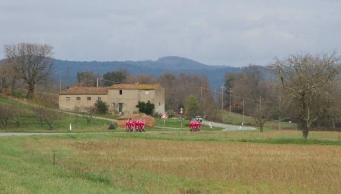 Неспешность. Подлинность. Сбор RusVelo в Тоскане