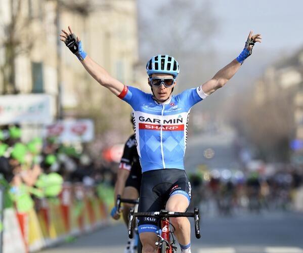 Том Йелте Слагтер, Photo © AFP
