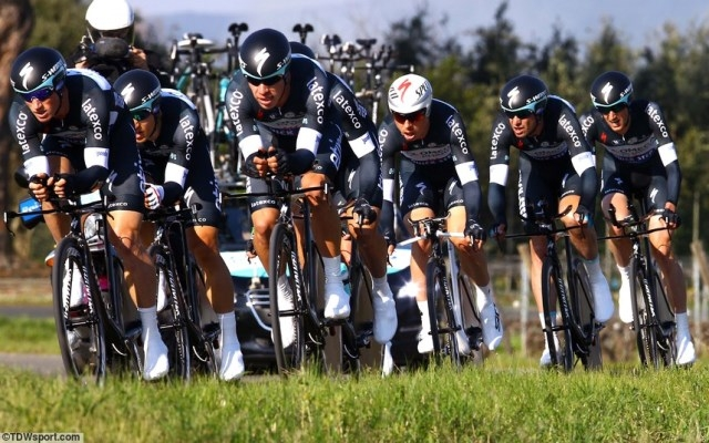 Omega Pharma-Quickstep, photo (c) TDWsport.com