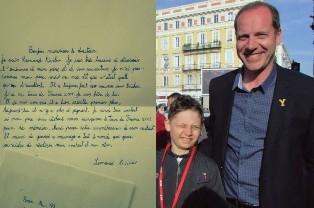 Сын Кивилева просит организаторов признать отца победителем Тур де Франс-2001