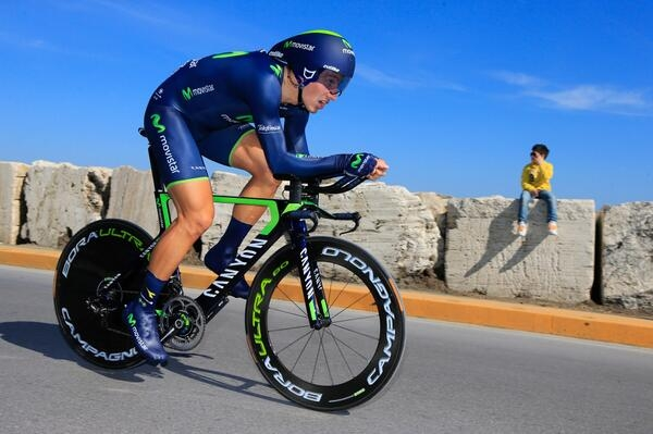 Адриано Малори, фото (с) Movistar