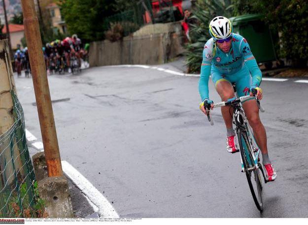 Винченцо Нибали, Photo: © Tim de Waele/TDW Sport