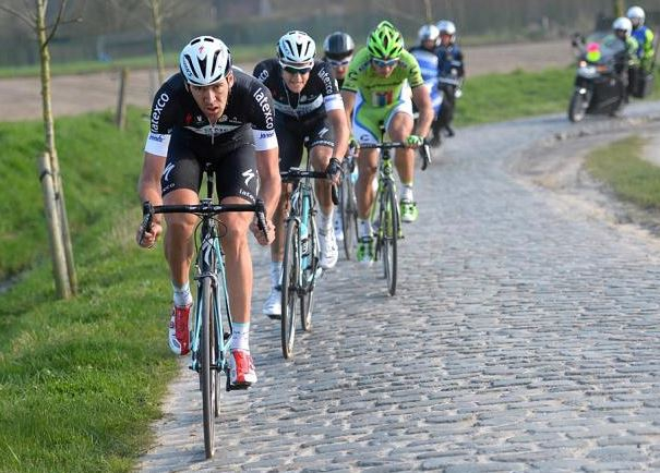 Ванденберг и Терпстра, Photo: © Tim de Waele/TDW Sport