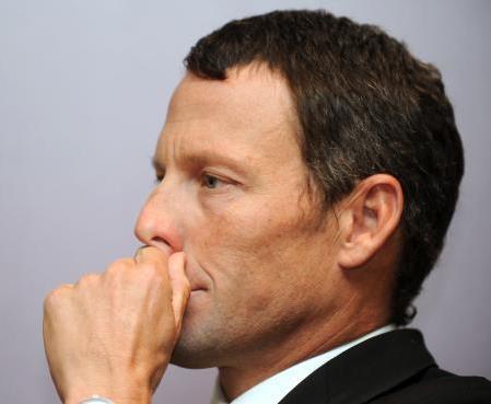 Лэнс Армстронг, Photo © AFP