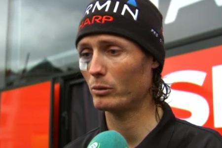 Тур Фландрии-2014: драматическое падение Йохана Ван Зуммерена