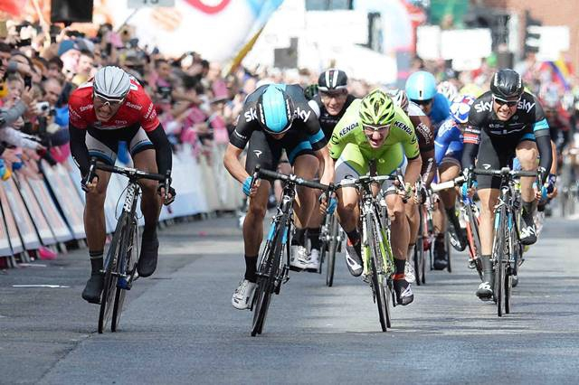 Марсель Киттель, photo (c) Giro d'Italia, LaPresse