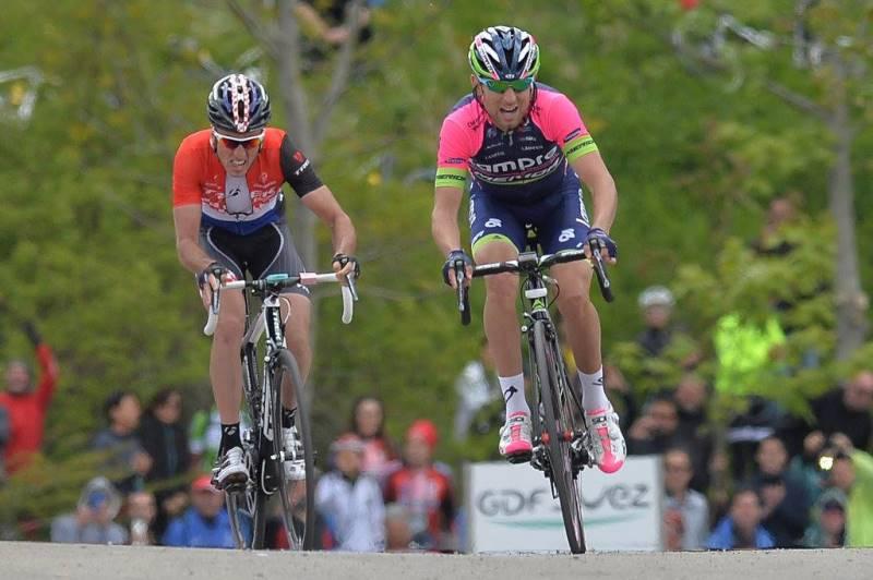 Дубль Диего Улисси на Джиро д'Италия-2014