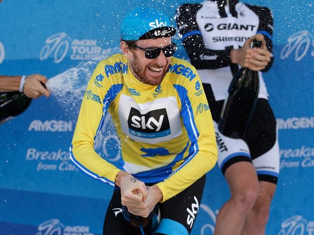 Брэдли Уиггинс, photo (c) Team Sky