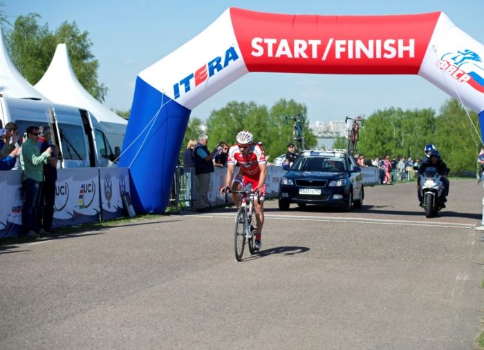 Двойная победа «РусВело» на Мемориале Олега Дьяченко