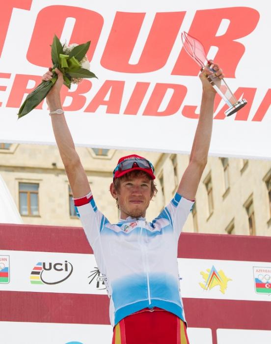Ильнур Закарин – победитель «Тура Азербайджана»